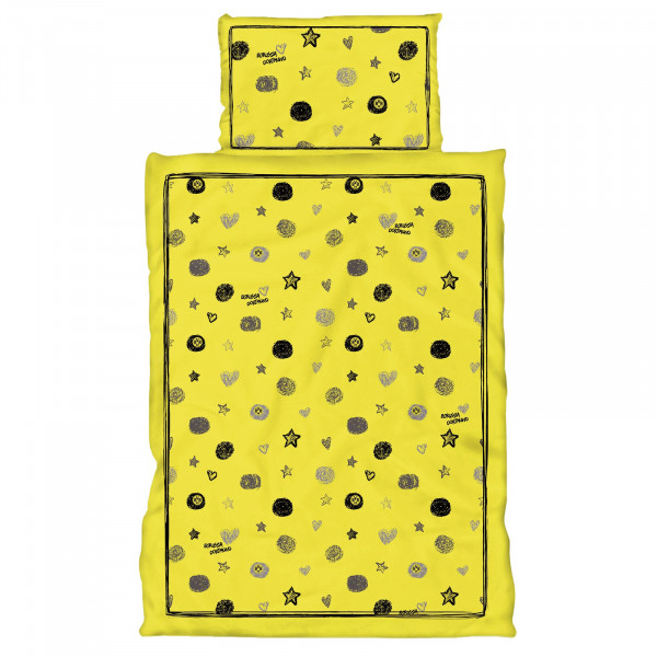 BVB bedlinen for children (135 x 100cm)