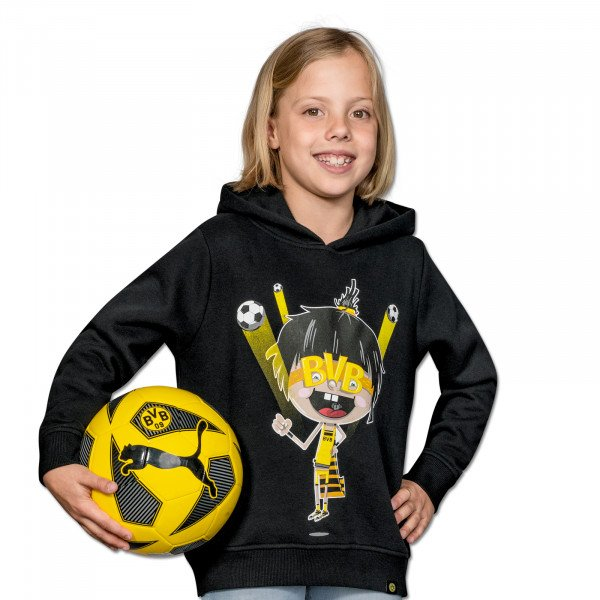 Comic Sweatshirt for Girls