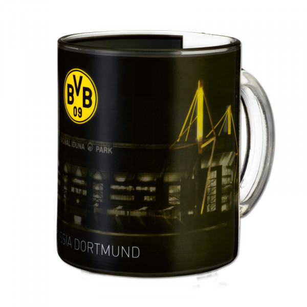 BVB magic glass