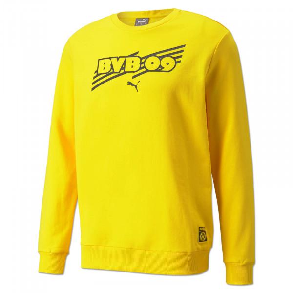 BVB Sweatshirt Ftbl Core (Yellow)