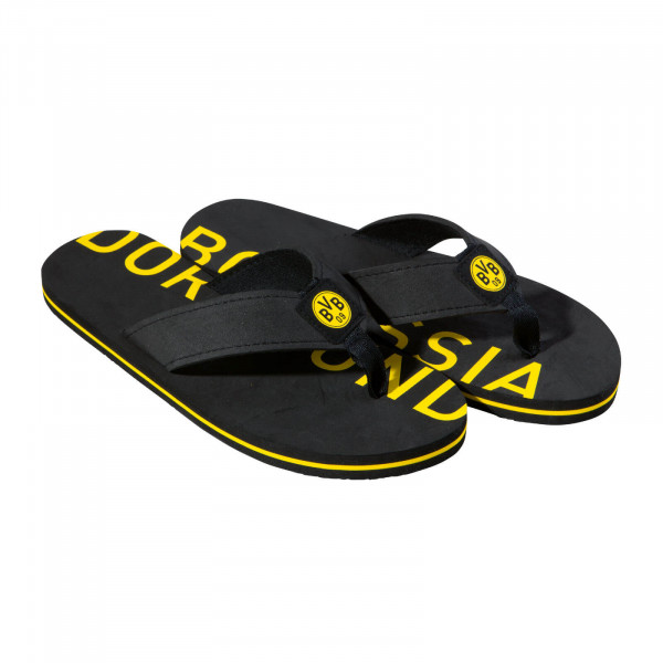 BVB beach slippers