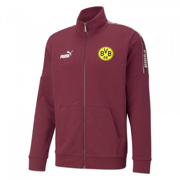 BVB Jacket Ftbl Culture 20/21 (Burgundy)
