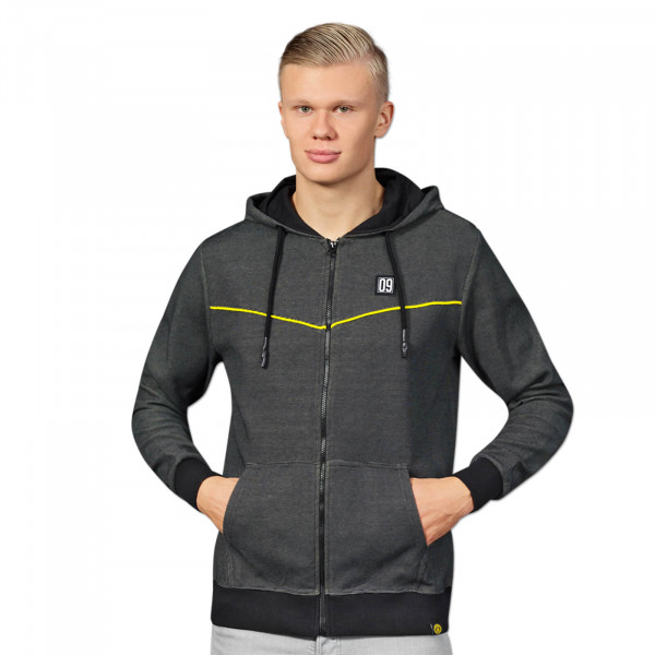BVB hooded sweat jacket 1909% for men