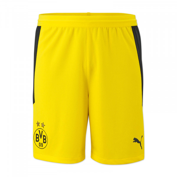 BVB Shorts 20/21 for Kids (yellow)