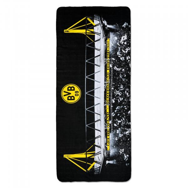 BVB microfibre towel (75 x 180 cm)