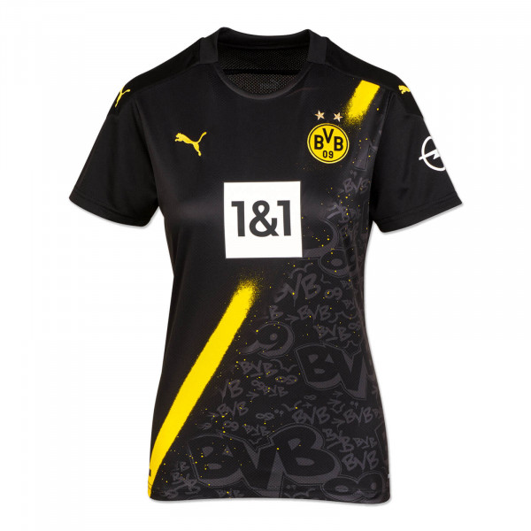 BVB Away Jersey 20/21 for Women