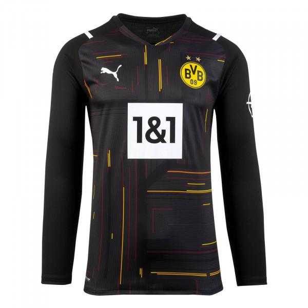 BVB Goalkeeper Shirt 21/22 (Black)