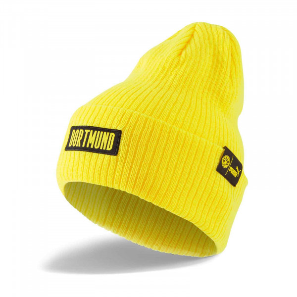 BVB Bronx Beanie Ftbl Culture (Yellow)