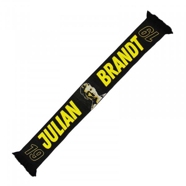 """BVB scarf """"Julian Brandt"""""""