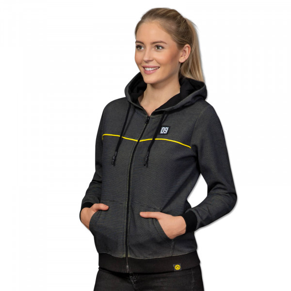 BVB hooded sweat jacket 1909% for women