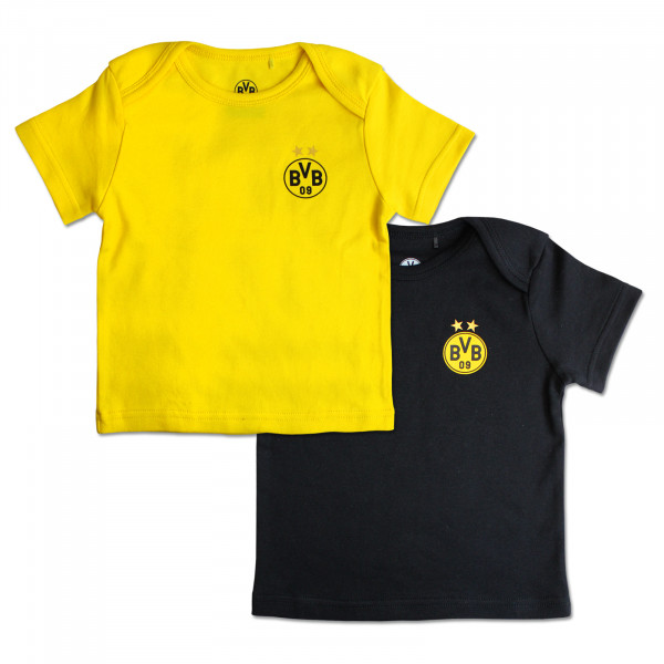 BVB baby shirt (set of 2)