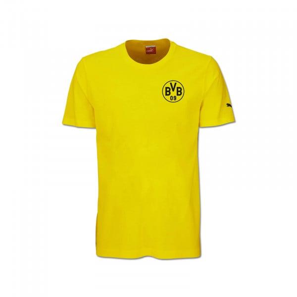 T-Shirt BVB PUMA (jaune, offre spéciale) pour enfants