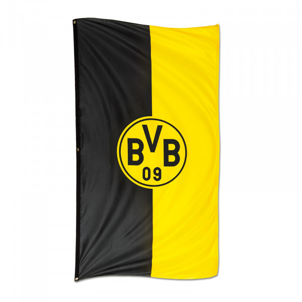 BVB Hoistable Flag in portrait format (100x200 cm)