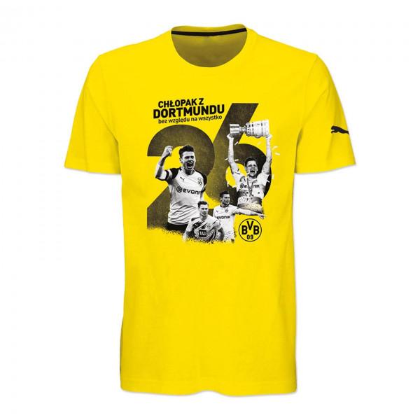 La camiseta del BVB despide de Piszczek a los niños
