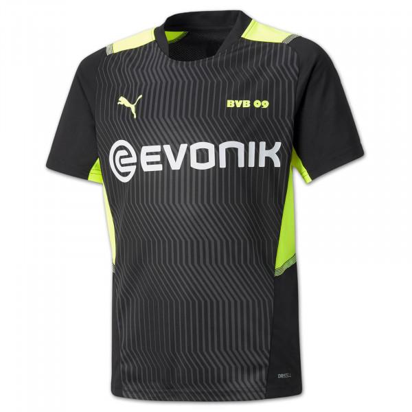 BVB training shirt 21/22 (black) for children