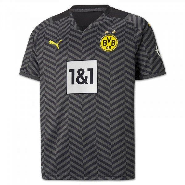 BVB Away Shirt 21/22 for Kids