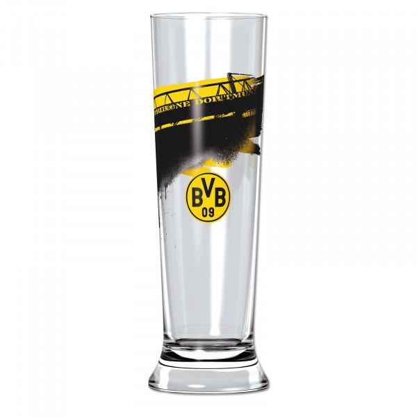 BVB verre à biére avec motif de stade 0,3l