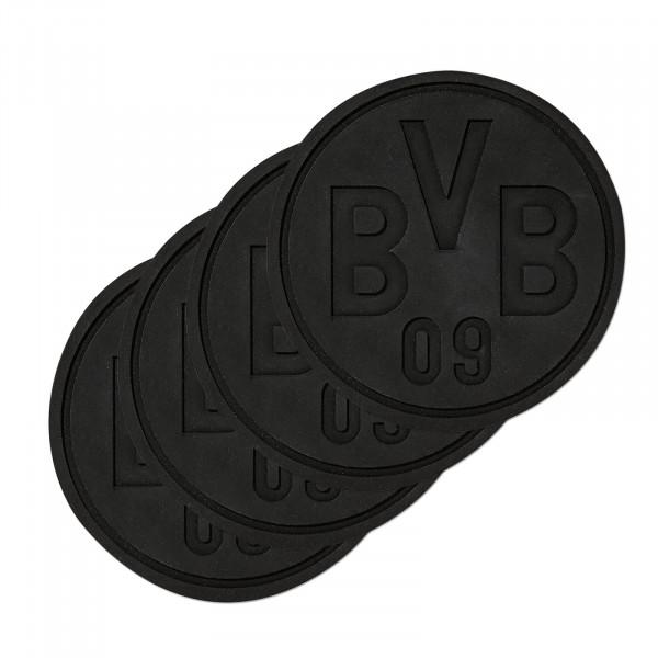 BVB silicone coaster (set of 4)