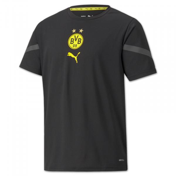 BVB Pre-Match Shirt (Black) Kids