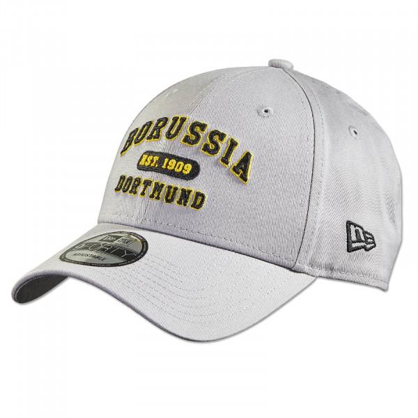 """BVB cap """"Est. 1909"""" (grey)"""