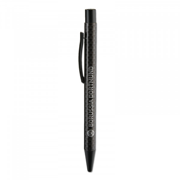 BVB ballpoint pen with Carbon look
