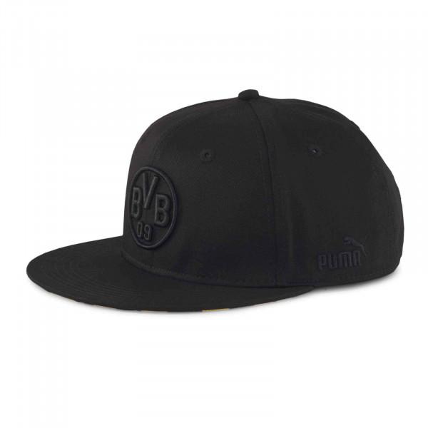 BVB Snapback Cap Ftbl Culture (Black)