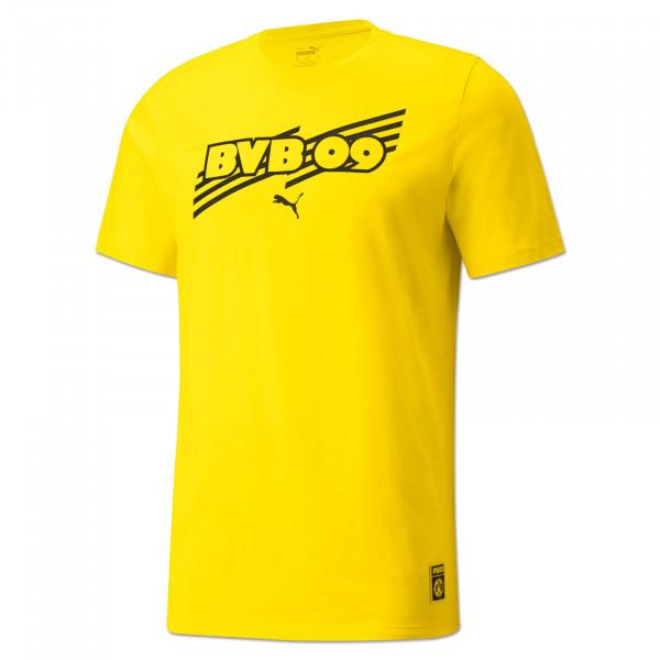 BVB T-Shirt Ftbl Core (Yellow)