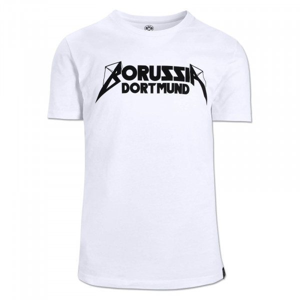 BVB Tour Shirt for Men (White)
