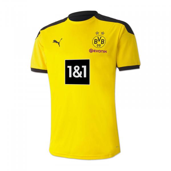 T-shirt d'entraînement BVB 20/21 pour enfant (jaune)