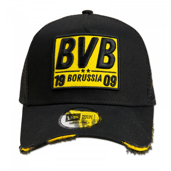 BVB Trucker Cap with Patch