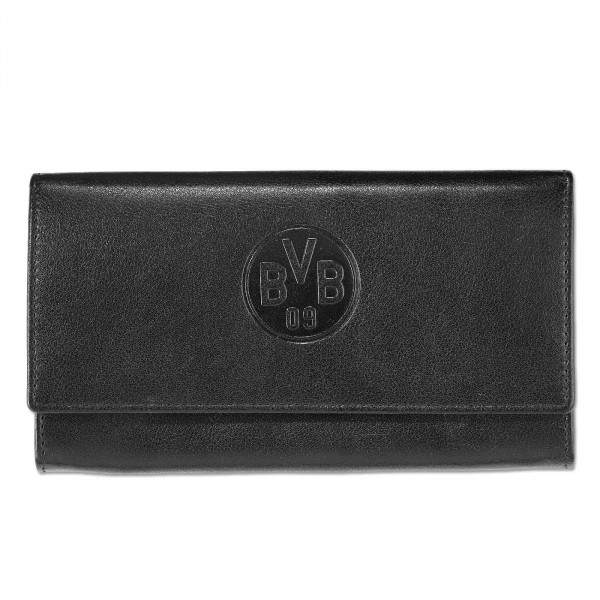 BVB Wallet for Women with Leather Look