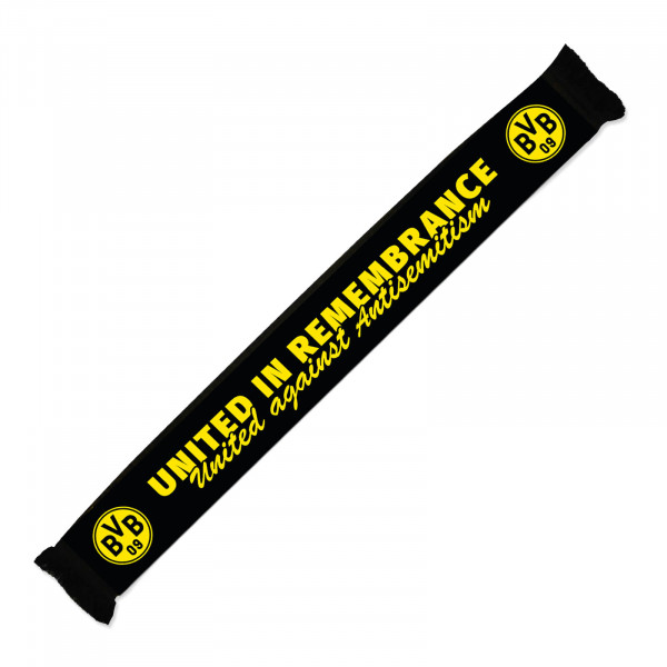 "BVB Scarf ""United against anti-semitism"""