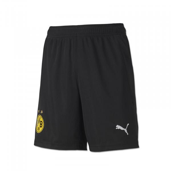 BVB Goalkeeper Shorts 20/21 for Kids (black)