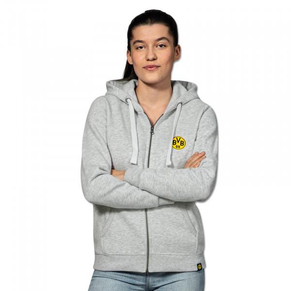 BVB Streetwear Sweat Jacket For Women