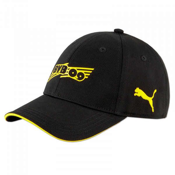BVB Ftbl Core Basecap (black-yellow)