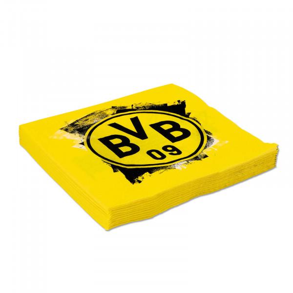 BVB napkins (20 pieces)