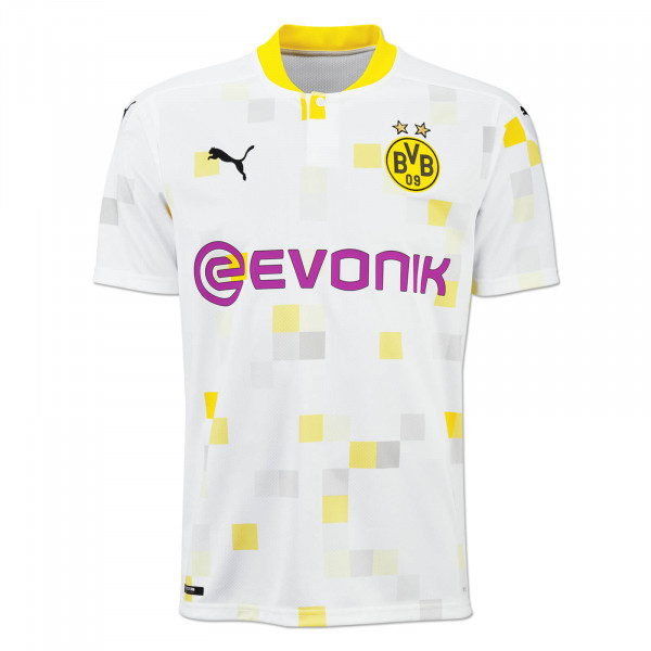 BVB third jersey 20/21 cup-edition