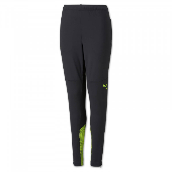 BVB training shorts 21/22 (black-neon) for kids