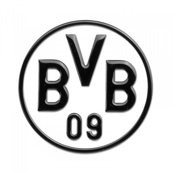 Autocollant de voiture BVB (noir)