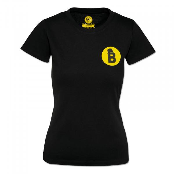 T-Shirt BVB Borussia verbindet femme