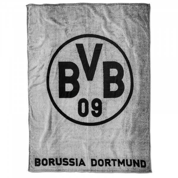 BVB fleece blanket (grey)