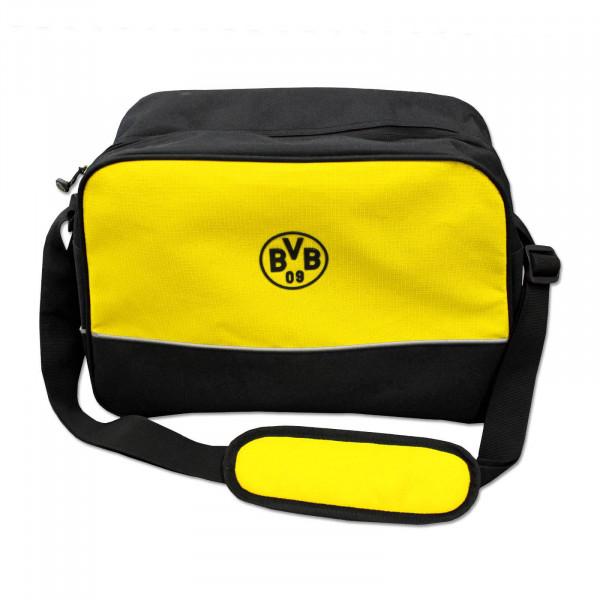 BVB Shoulder Bag Black and Yellow