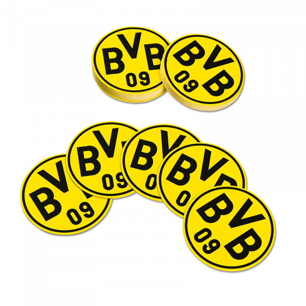 BVB coasters (set of 50)