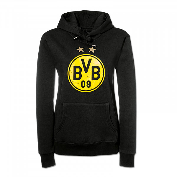 BVB hooded sweatshirt with logo
