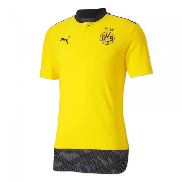 BVB leisure polo 20/21 (yellow)