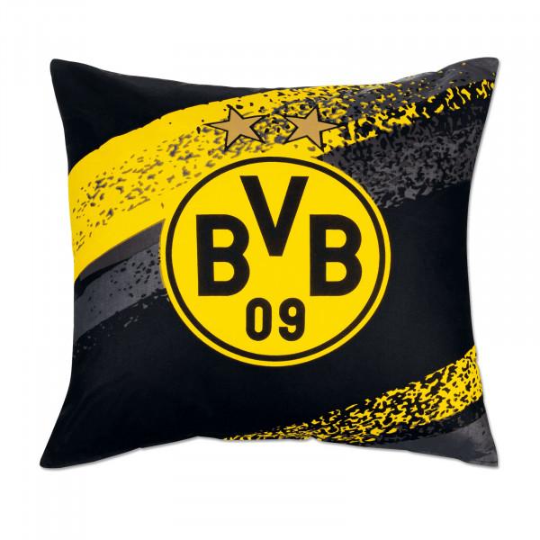 BVB Cushion Graffiti Stripes