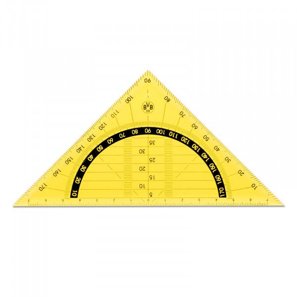 BVB triangle ruler