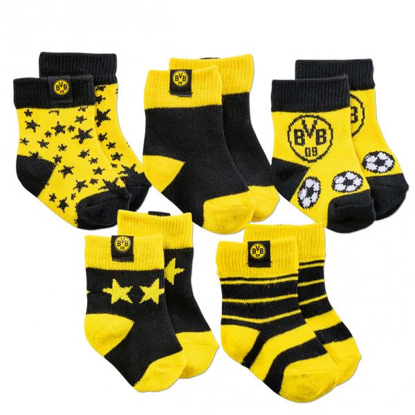 BVB-幼儿袜(5包)