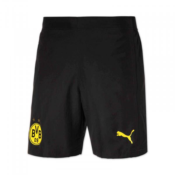 BVB Casual Shorts 20/21 (Black)