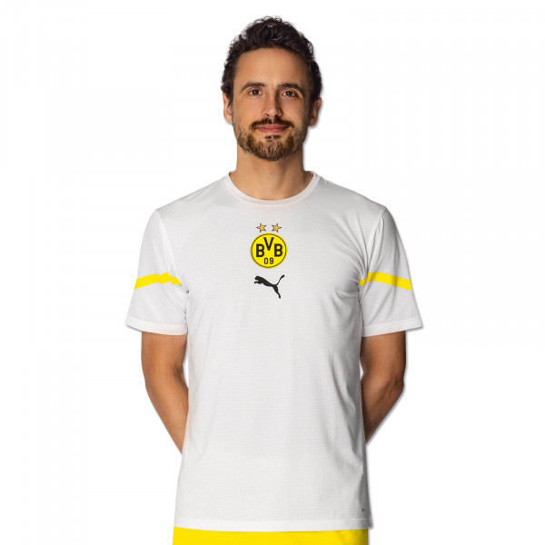 BVB Pre-Match Shirt (White)